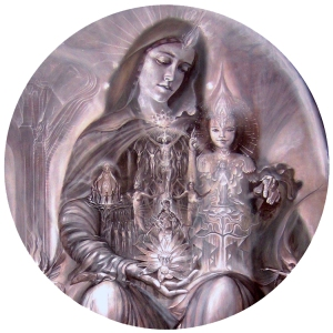 Divine Mother copy