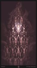 'Advent' Print 41x23cm