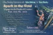 'Spark in the Void' 5 Day Painting Workshop in Vienna, AUSTRIA